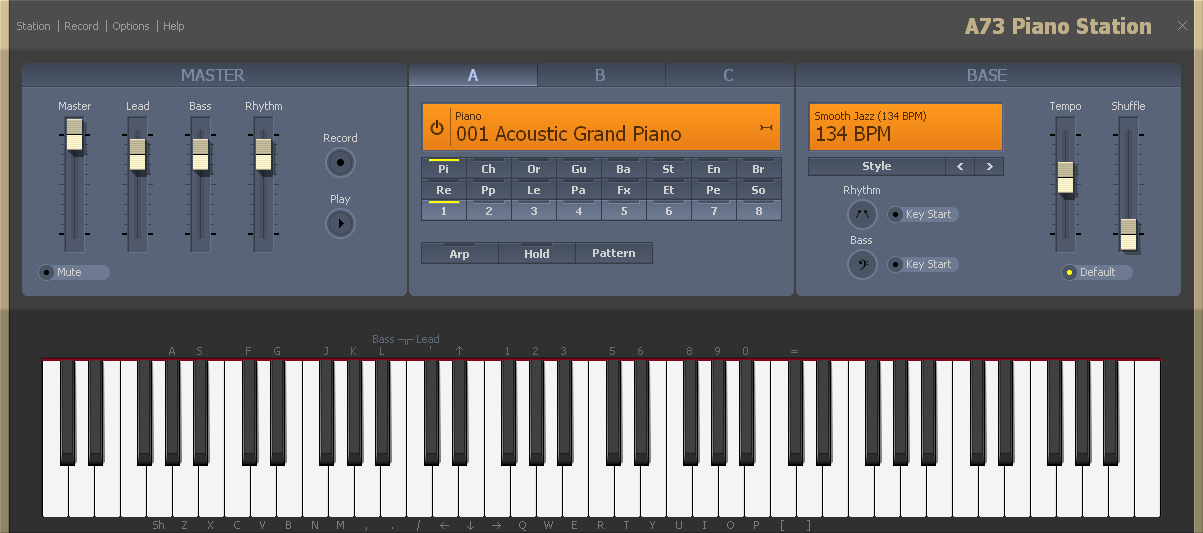 learning to play casio keyboard free install play the piano in the computer 0xc00000e9 basic. Black Bedroom Furniture Sets. Home Design Ideas